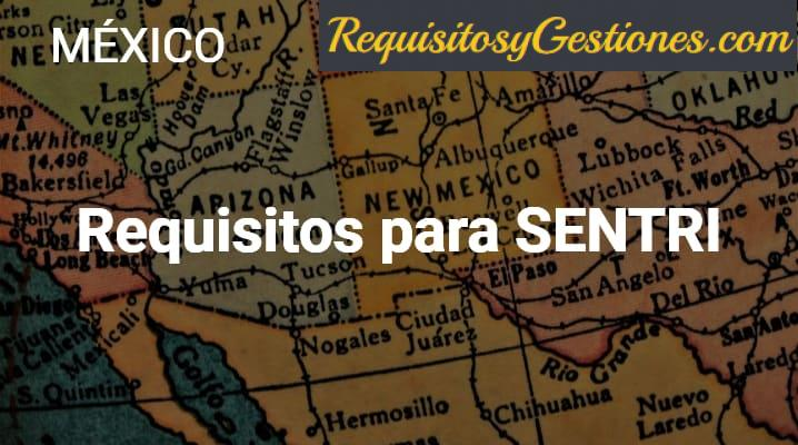 Requisitos para SENTRI: Beneficios